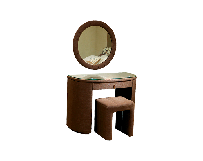 YZ70梳妆台+YZ71梳妆凳+YZ73梳妆镜