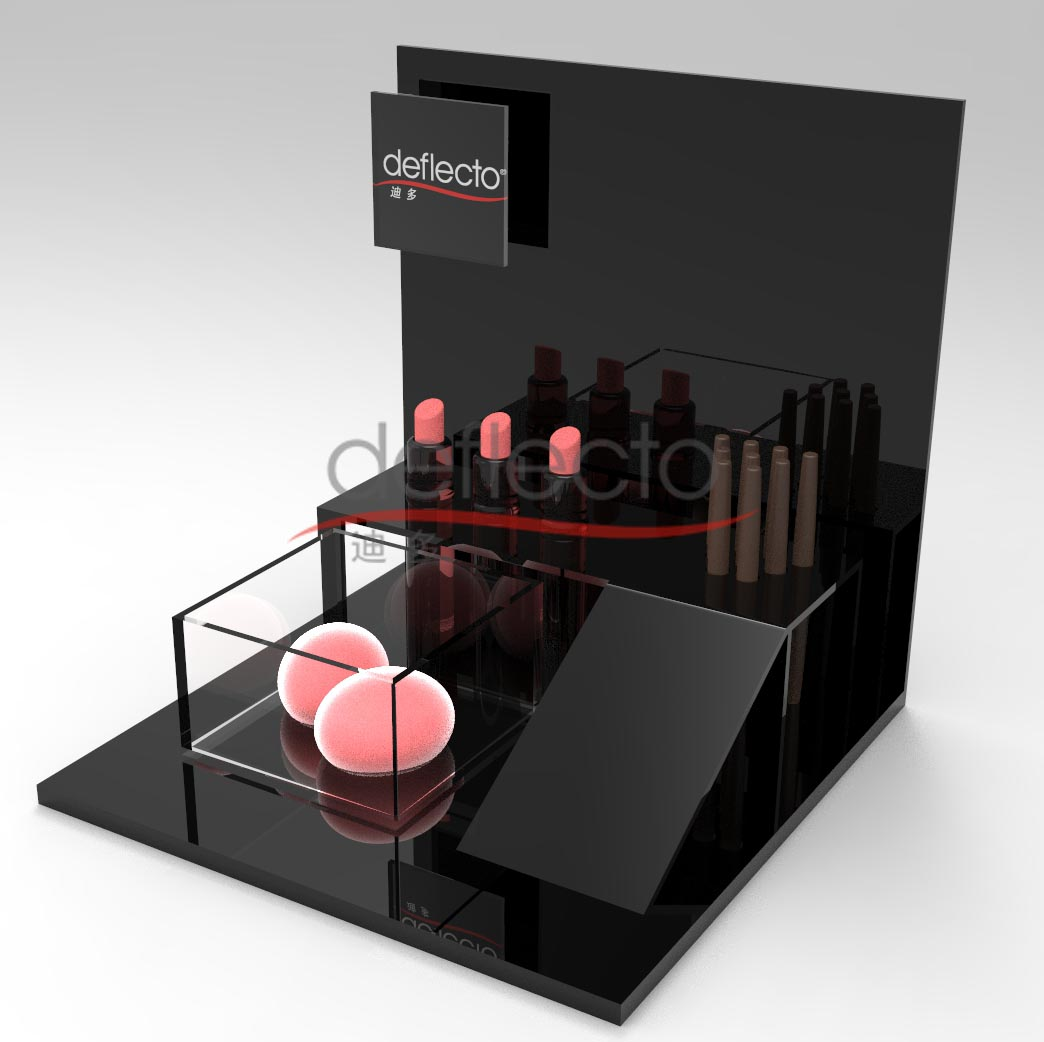Acrylic Makeup Display Saubhaya Makeup