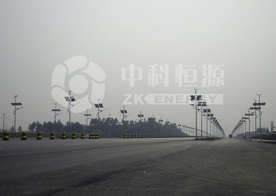 Yongzhou City, Hunan Province Yongzhou Avenue scenery complementary street project