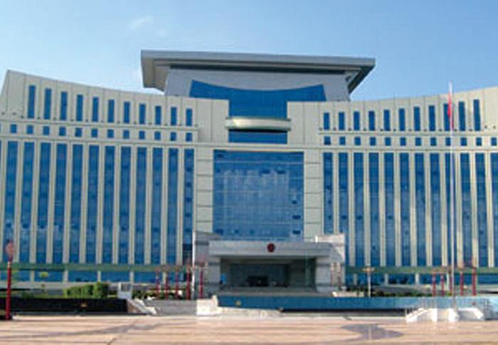欽州行政中心
