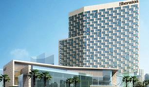 Shanghai JiaDing Sheraton Hotel