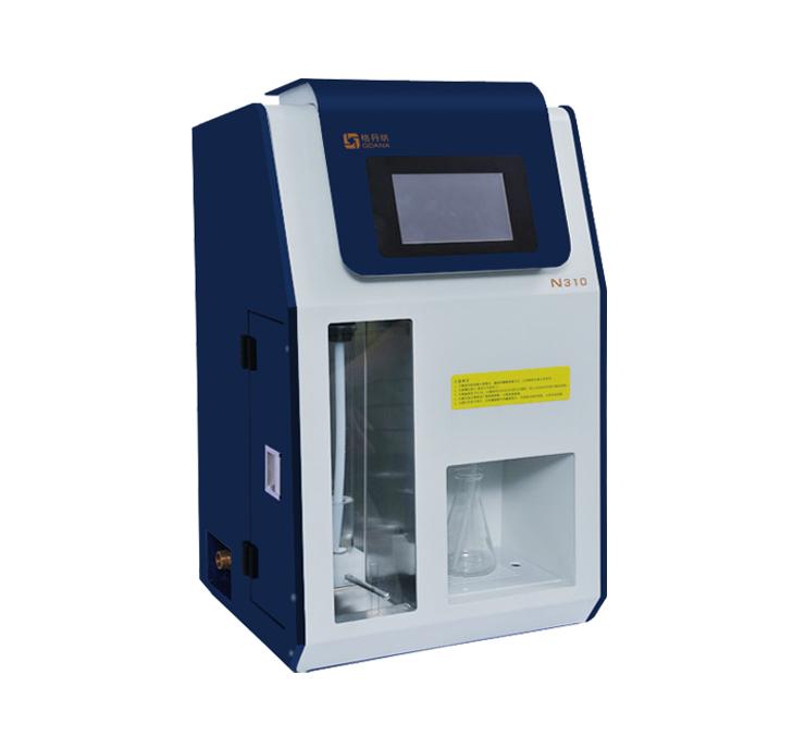 N310新型免水全自动凯氏定氮仪