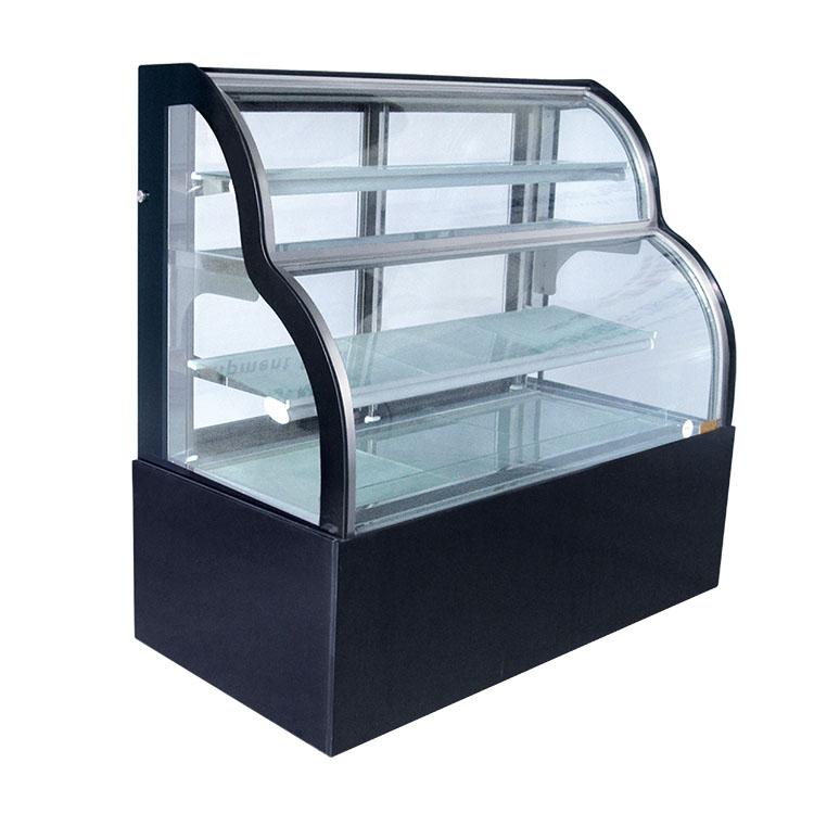SFG款 弧形蛋糕展示柜-SFG 葫芦型蛋糕保鲜柜