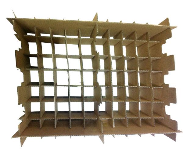 纸卡板-纸制包装配件