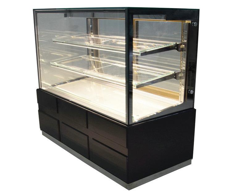 ZJ款 直角蛋糕保鲜柜-ZJ系列 蛋糕保鲜柜