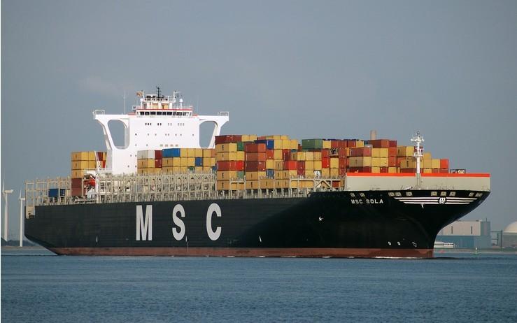 MSC船公司