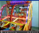 NBA世錦賽 (游藝機 游樂設備兒童游藝機 電玩設備)